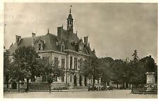 SAINT JEAN D'ANGELY Hôtel de Ville Statue du Maréchal Régnaud Ecrit Mission