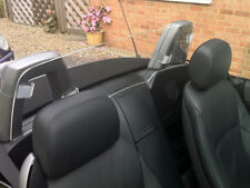 BMW Z4 E85 WIND DEFLECTOR - CLEAR 2002-2008
