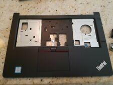 "Genuine Lenovo ThinkPad E470 14"" Palmrest W/ Touchpad AP11N000600 Grade A"