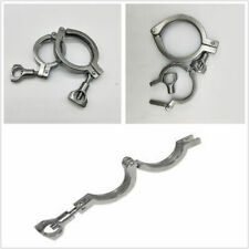 """Hot 1.5"""" Tri Clamp Clover SS316 Stainless Steel for 50.5 OD Ferrule"""