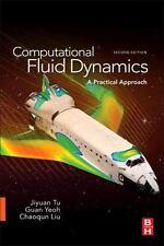 Intl ed  Computational Fluid Dynamics : A Practical Approach 2nd Ed by Jiyuan Tu