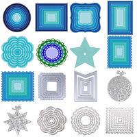 DIY Cutter Cutting Dies Stencils Scrapbooking Cards Album Paper Embossing Craft