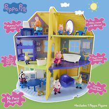 Peppa Pig 06384 Peppa's Family Playset Nuevo Y en Caja Envío Rápido Home