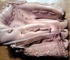 Vintage National Sporting Goods Glove Leather Top Grain Steer Hide