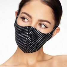 Cotton Face Mask pack of 3 Unisex Reusable Face Coverings Washable Face Masks x3