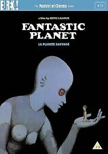 Fantastic Planet - Masters of Cinema series [DVD] -  Factory Sealed