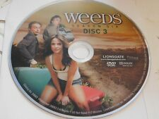 Weeds Sixth Season 6 Disc 3 DVD Disc Only 42-178
