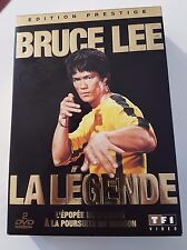 BRUCE LEE LA LEGENDE DVD EDITION PRESTIGE