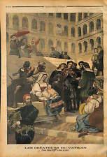 ALLEGORY Michelangelo Raffaello Sanzio VATICAN  1903
