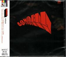 LOWRELL - Lowrell CD RARE JAPAN RARE SOUL FUNK DISCO MELLOW RIGHT ON OVERDOSE