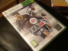 LIVERPOOL F.C. AUTOGRAPH JACK DUNN + 1 other player x box 360 FIFA 14 GAME