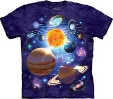THE MOUNTAIN You Are Here Kids/Boys/Child/Girls T-shirt, universe/space/planets