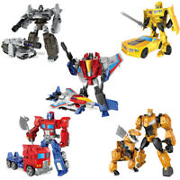 Transformers Optimus Prime Kids Toys Bumble Bee Robots Megatron Action Figure