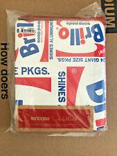 Incase Andy Warhol Brillo Tyvek iPad Generation 3 Portfolio Holder CL60018 NEW