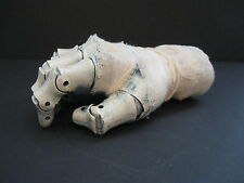 """HALLOWEEN MUMMY CRAWLING HAND BY TAKE ONE 2002 SOUND/TOUCH ACTIVATED 9"""" LONG"""