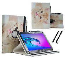 """Schutzhülle für Universal 10.1 Zoll Tablet Case 10.1"""" 360 Katze 2"""