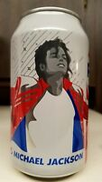 MICHAEL JACKSON: PEPSI Music Generations 2018 RARE COLLECTIBLE ITEM!! 12oz can