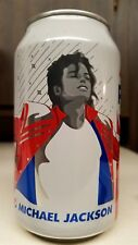 MICHAEL JACKSON: PEPSI Music Generations 2018 LIMITED EDITION, 12oz UNOPENED CAN