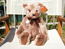 "RARE GUND-MOHAIR MAXWELL TEDDY BEAR-#9505-17""-1ST EDIT-152/250-1996-NEW-ALL TAGS"