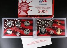 2006 SILVER US Proof Set