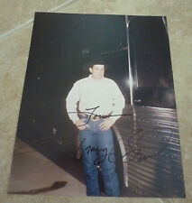 Tracy Byrd Signed Autograph Color Promo Photo 8x10