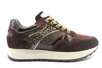 Scarpe da donna Nero Giardini I013191D sneakers casual sportive comode alla moda