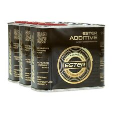 MANNOL 9929 Ester Additive Motoröl-Additiv, 3x500ml