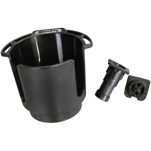 Scotty Portable Drink Holder - Black