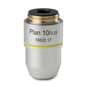 Novex 86.513 Plan Achromatic din Objective Pl 10x / N.A.0.25 86513