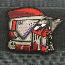 ARF TROOPER MORALE PATCH – RED - star wars clone imperial republic armor empire