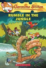 Geronimo Stilton #53: Rumble in the Jungle by Geronimo Stilton