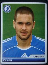 Panini 100 Joe Cole Chelsea FC UEFA CL 2006/07