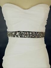 Windsor $70 Ivory Evening Prom Formal Cruise Short Cocktail Cruise Dress size 5