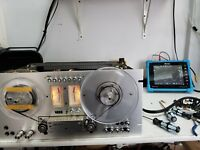 Pioneer RT 707 and RT 701 Reel to Reel Repair/ Restoration Service direction LED