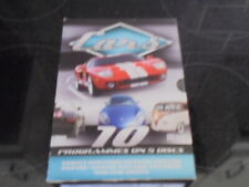 DVD / CARS ...10 PROGRAMMES ON FIVE DISC SET
