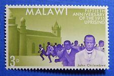 1965 MALAWI 3d SCOTT # 29 S.G.# 238 UNUSED                               CS23053