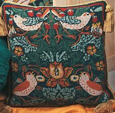Twilleys Cushion Collection William Morris Strawberry Thief Tapestry Kit