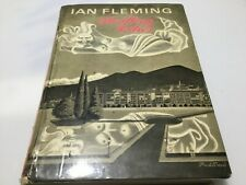 Ian Fleming Thrilling Cities 1st Edition in Hardback Cover - No Dust Jacket 1963