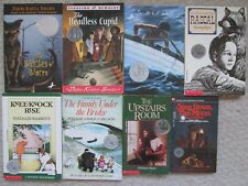 1959-1973 NEWBERY LOT 8~Headless Cupid~Witches Worm~Family Bridge~Upstairs Room~
