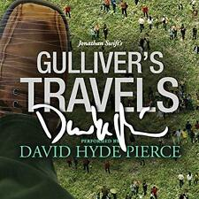Gulliver's Travels by Jonathan Swift - Audiobook on mp3CD