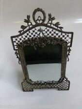 Antique Danish .830 silver Dresser mirror / picture frame