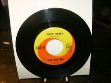 the Beatles 45 VG+ 1968 Capitol LBL British Invasion / Pop / Stamp Nos
