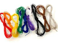 30m DCC Decoder Wire, 10 Colours, 30awg, For Sound, Lighting Kit, LED's Etc