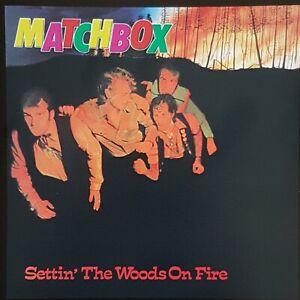 MATCHBOX Settin' The Woods On Fire CD NEW Rockabilly Rock 'n' Roll Graham Fenton