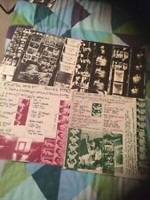 ROLLING STONES EXILE ON MAIN ST UK FIRST OUTSTANDING N M 45+CARDS+ Complete