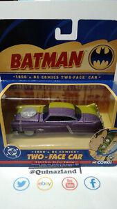 Corgi 1/43 Batman 1960 two face car (CG05)