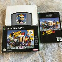 Bomberman 64 / CIB / Nintendo 64 / PAL
