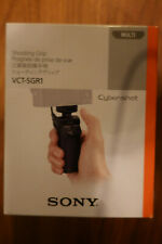 Sony VCT-SGR1 Shooting / vlogging grip for sony RX / ZV cameras. Boxed & mint