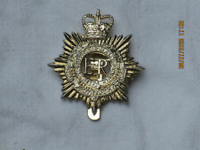 Royal Army Service Corps, Underdevelopment Anodised Aluminum Staybright Capbadge