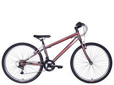 "Tiger Hazard Mens Gents Mountain Bike MTB Red 26"" Wheels 18 Speed 4 Frame Sizes"